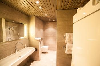 Hotelli Suomutunturi - Bathroom  - #0