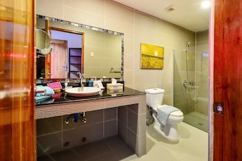 ANDA COVE BEACH RETREAT Bathroom