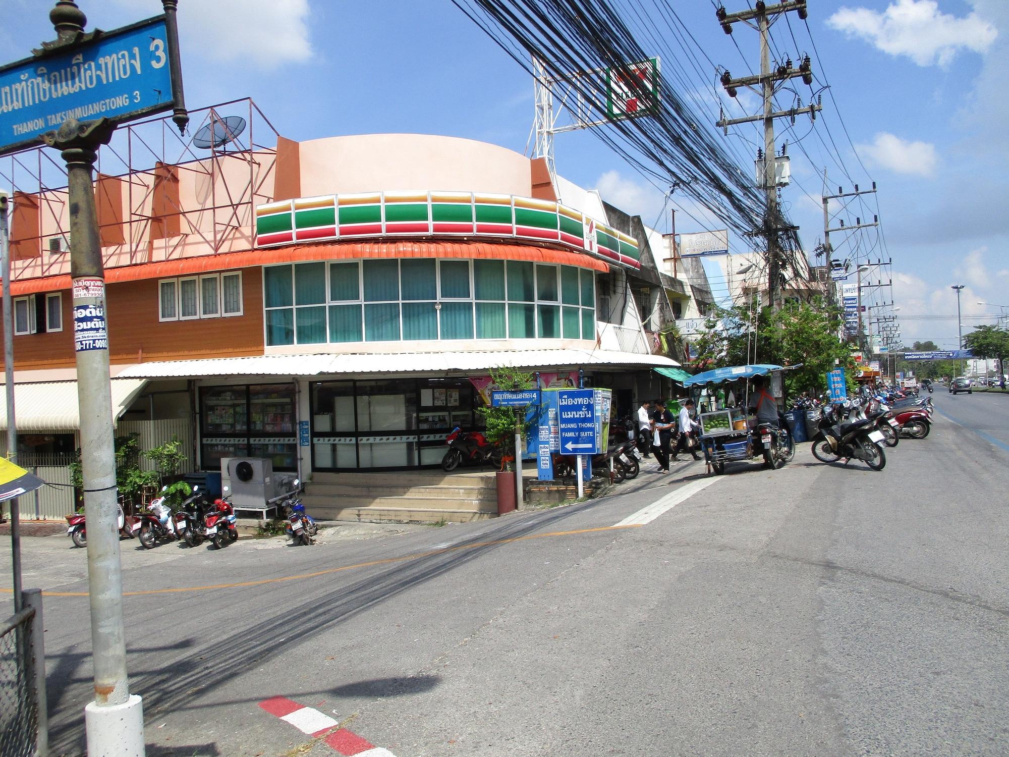 Muang Thong Family Suite Hat Yai, Hat Yai