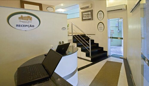 Hotel Cantareira, Niterói