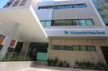納瓦坎替斯普拉亞飯店 Navegantes Praia Hotel