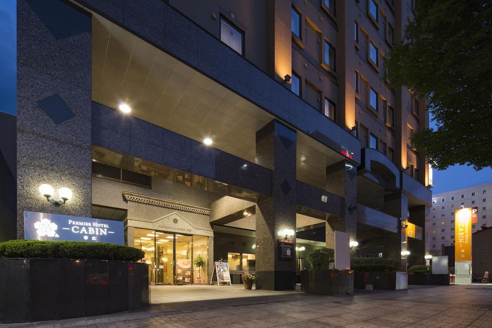 プレミアホテル-CABIN-帯広