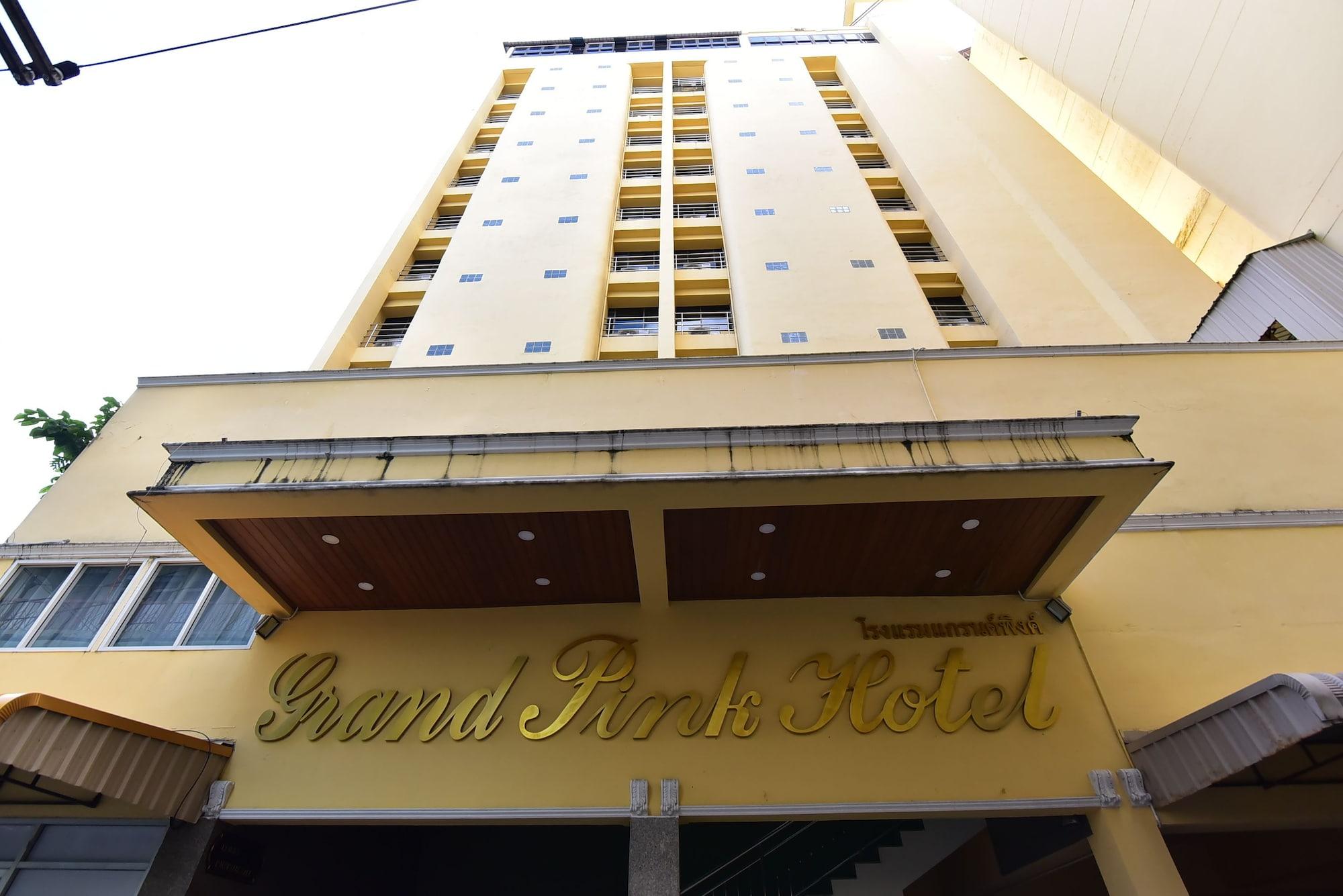 Grand Pink Hotel Hat Yai, Hat Yai
