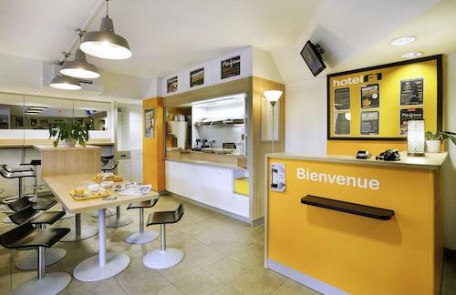 . hotelF1 Bordeaux Nord Lormont