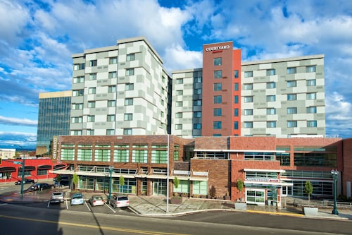 Courtyard by Marriott Seattle Everett Downtown, Snohomish