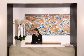 Concierge Desk at HGU New York in New York