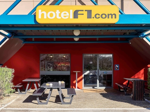 . hotelF1 St Witz A1 Paris Nord (rénové)