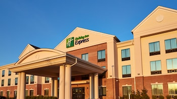 博登敦南特倫頓快捷假日飯店 Holiday Inn Express Bordentown - Trenton South