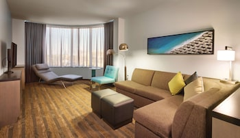 Suite, Tower (2 Queen Beds and 1 Sofa Bed)