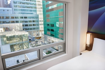 Room, Multiple Beds, View (Park Plaza View)