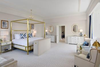 Suite, 1 King Bed, Non Smoking (Pennsylvania Avenue)