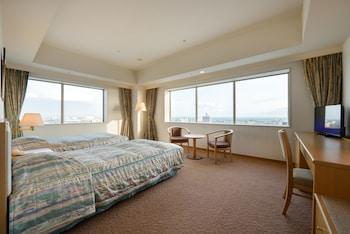 Deluxe İki Ayrı Yataklı Oda, 2 Yatak Odası, Sigara İçilebilir, Köşe