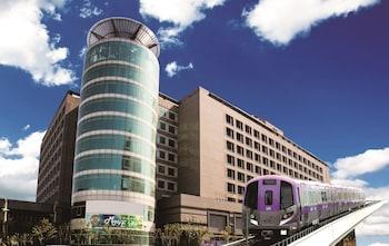 福容大飯店 - 桃園機場捷運 A8 Fullon Hotel Taoyuan Airport Access MRT A8
