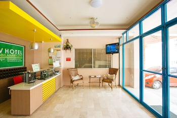 GV HOTEL TAGBILARAN Reception