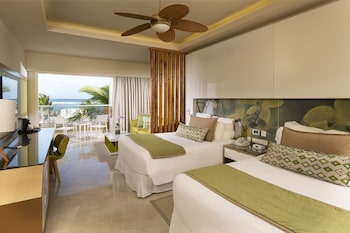 Preferred Club Jr Suite Ocean View Two Beds (vıp Concierge İncl. & Access To Breathless)