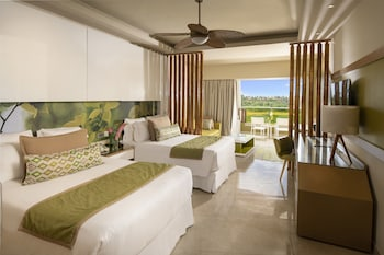 Preferred Club Jr. Partial Ocean View Dble Beds Vıpconcierge İncl.& Access To Breathless
