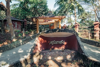 ATREMARU JUNGLE RETREAT Property Entrance