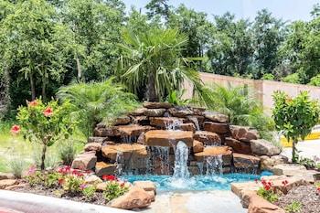 斯普林北休士頓生態小屋套房旅館 Econo Lodge Inn & Suites Spring - Houston North