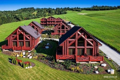 Chalets Mountain Resort, Poprad