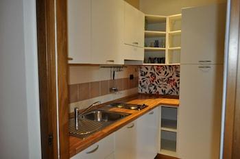 Wonderful apartment in Vinohrady - In-Room Kitchen  - #0