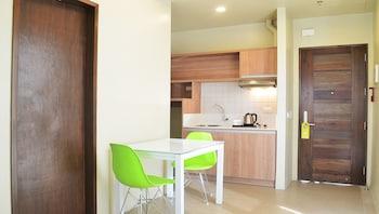 ABC HOTEL CEBU In-Room Kitchenette