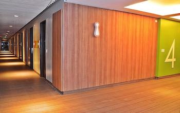 ABC HOTEL CEBU Hallway