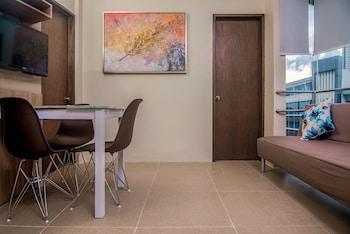 ABC HOTEL CEBU Living Room