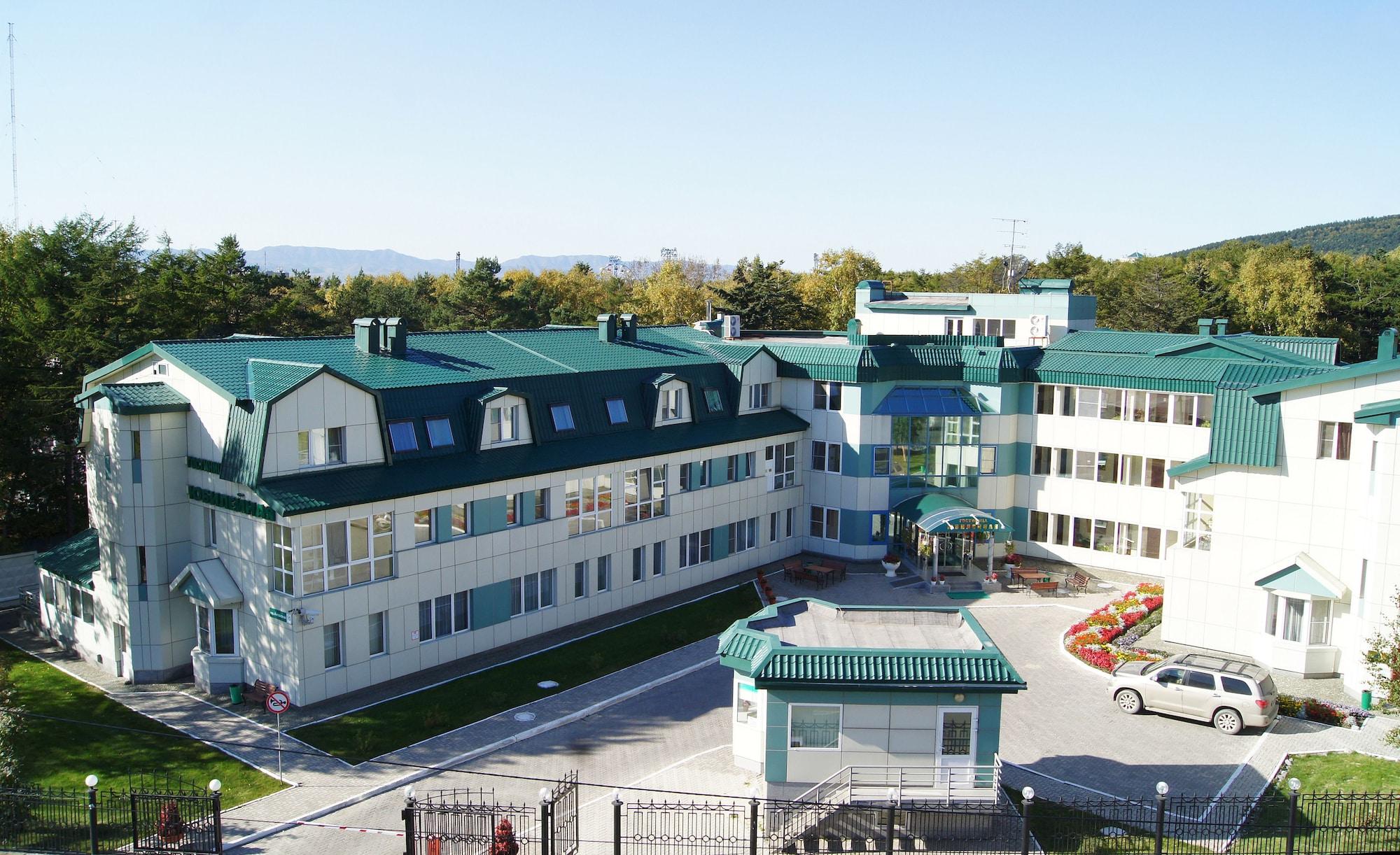 Yubileinaya, Anivskiy rayon