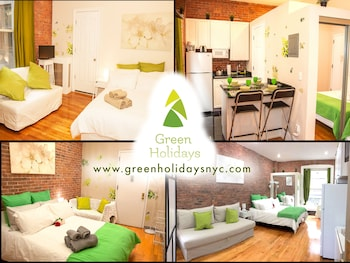 Hotel - Green Holidays Apartments