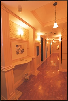 HOTEL CACHE - ADULTS ONLY Hallway