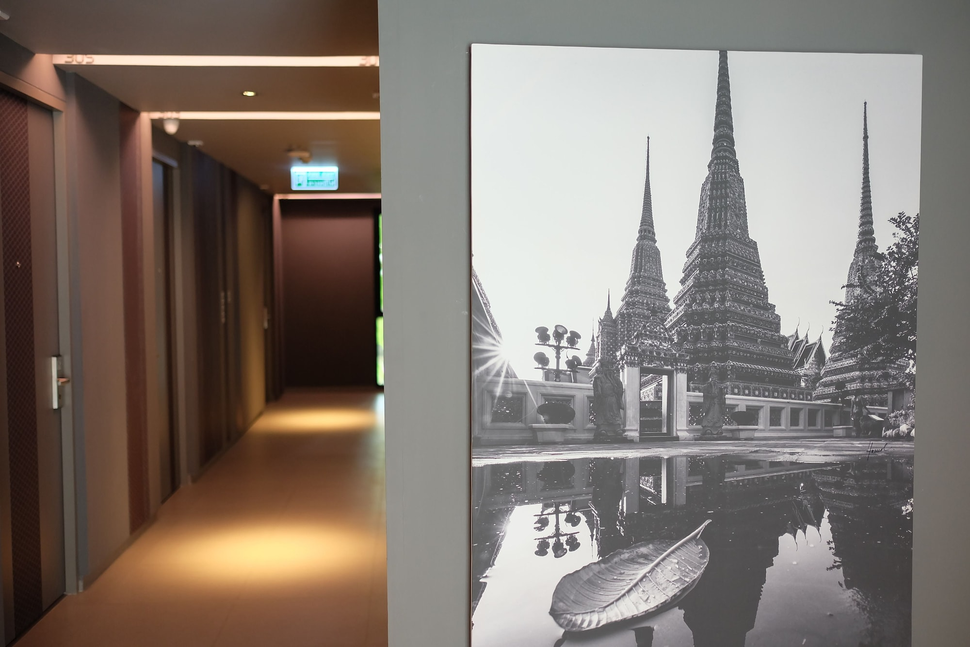 NAP Hotel Bangkok, Ratchathewi