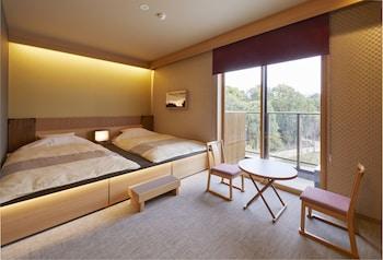 和室デラックスルーム|34㎡|ハウステンボス 変なホテル