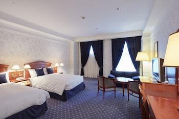スーペリアルルームツイン 禁煙 (入場券必須) (12 歳以下のお子様は添寝利用。12歳以下のお子様で「ベッド」/「ベッド・朝食」利用の場合は大人の人数にてご予約願います)|45㎡|ハウステンボス ホテル アムステルダム
