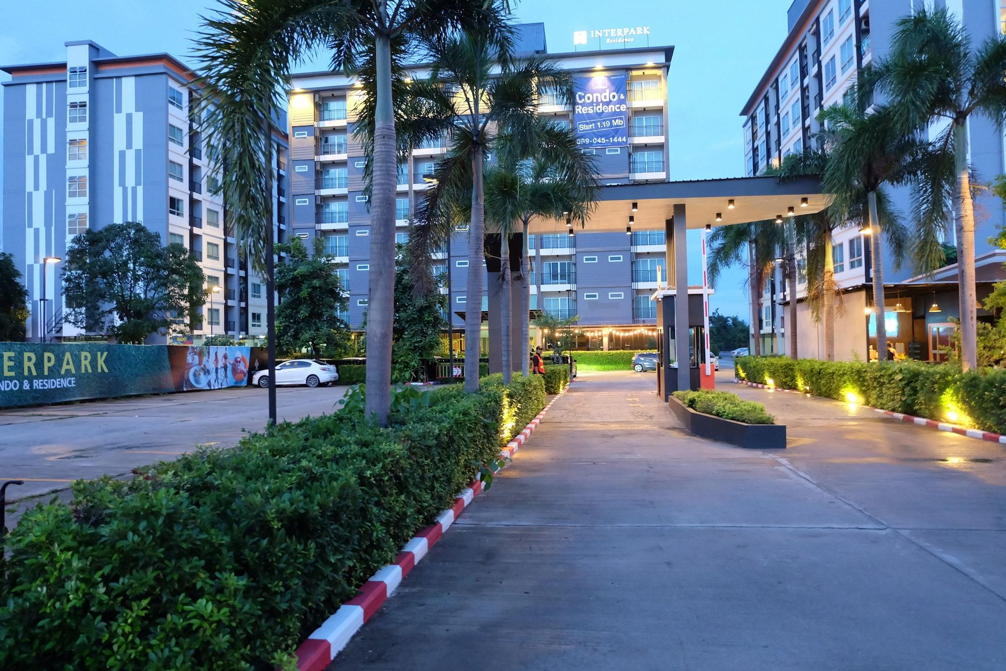 Interpark Residence Chonburi-Rayong, Pluak Daeng