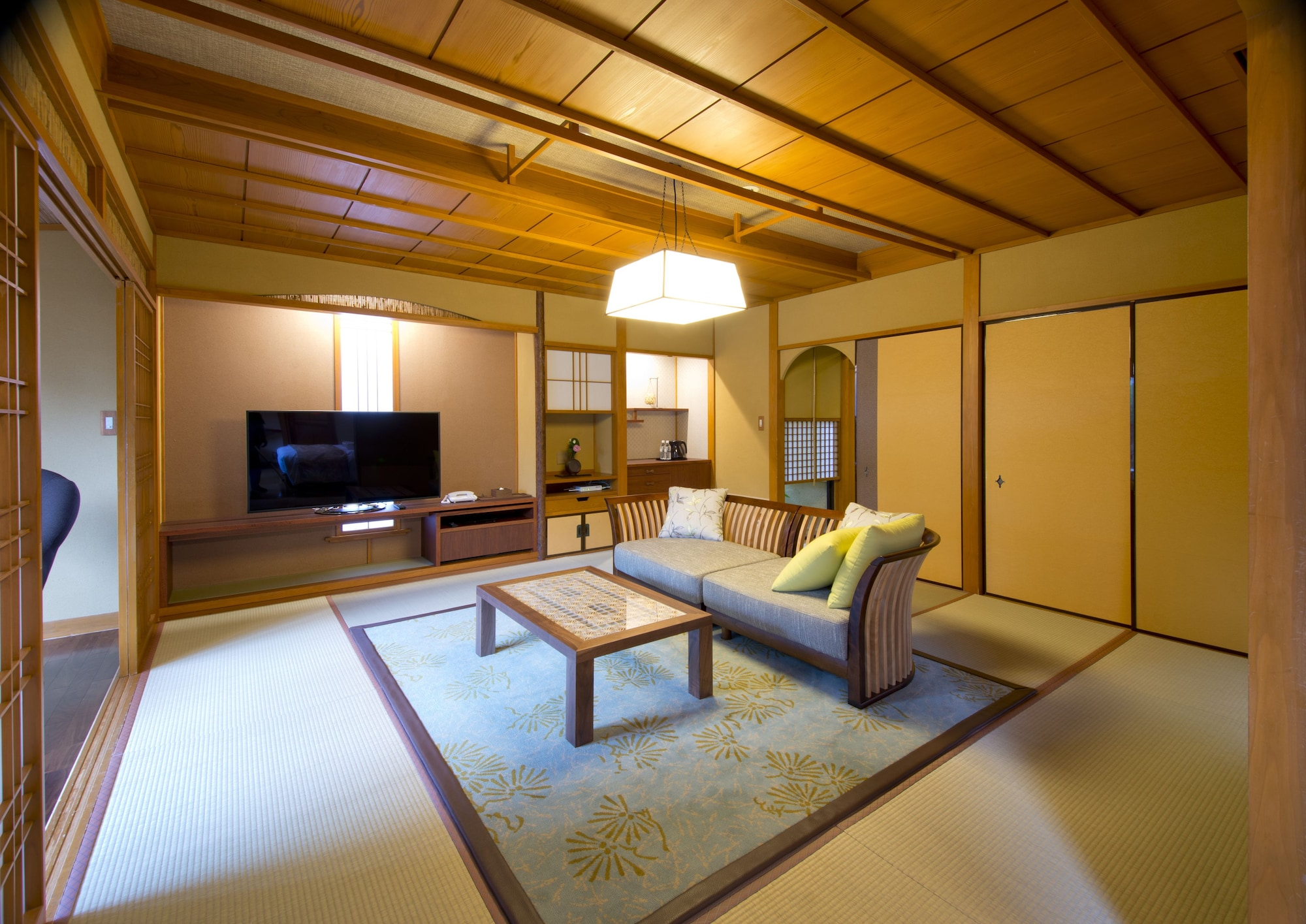 Japanese Style House - Annex, Open-air Bath,  French Full Dinner and Breakfast
