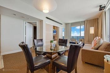 Private Ocean Condos at Marenas Beach - Living Room  - #0