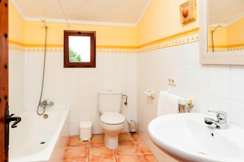 Villa Can Corro - Bathroom  - #0