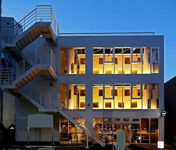 Hotel - UNPLAN Kagurazaka - Hostel