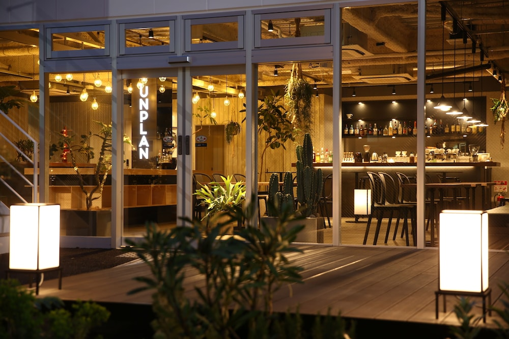 Hotel UNPLAN KAGURAZAKA HOSTEL