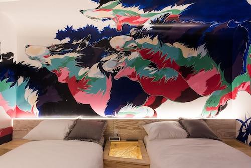 ARTIST HOTEL - BnA HOTEL Koenji, Suginami
