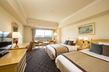 スーペリア ツインルーム パークビュー|ホテルオークラ JR ハウステンボス