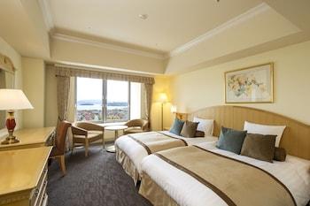 スーペリア ハリウッドツイン 8階-9階|ホテルオークラ JR ハウステンボス