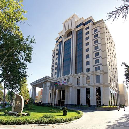 Barida Hotels, Merkez