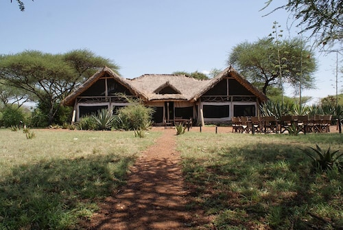 Ikoma tented Camp, Serengeti