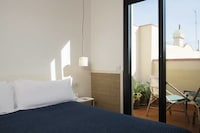 Panoramic Double Room, Terrace, City View