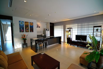 60 Sqm One Bedroom Apartment