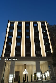 HOTEL LEON MEGURO Front of Property - Evening/Night