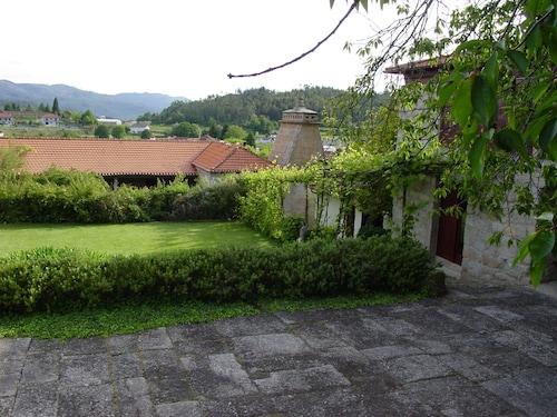 Casa de Alfena, Póvoa de Lanhoso