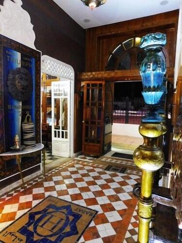 Hôtel des Oudaias, Rabat
