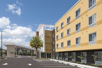 Exterior at Fairfield Inn and Suites Orlando Kissimmee Celebration in Kissimmee